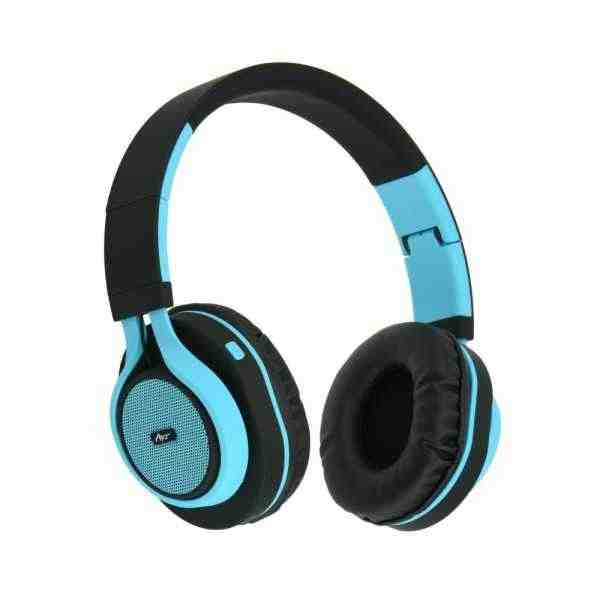 Bluetooth Headphones Stereo with mic AP-B04 Bleu
