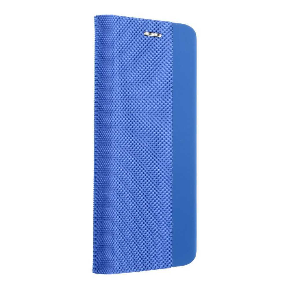 Sensitive Book for Apple iPhone 13 mini Wallet cover Blue