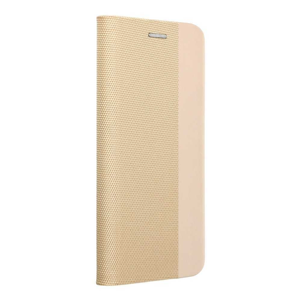 Sensitive Book for Apple iPhone 13 Pro Wallet cover Gold